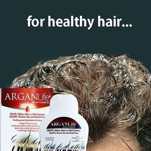 Arganlife Products to Help Prevent Hair Loss Problems