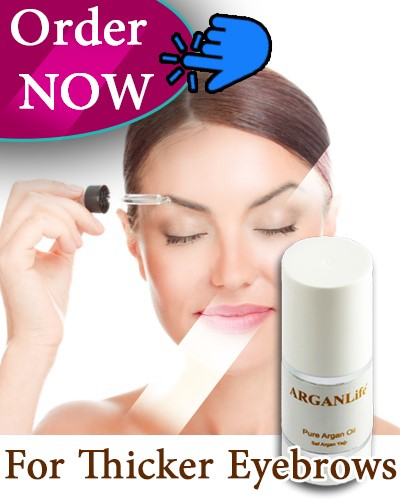 Shop arganlife Eyebrow Oil